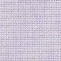 Lavender Whisper 14ct Aida 36x43 cross stitch fabric Zweigart - $33.30