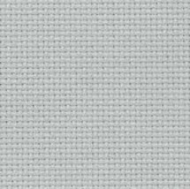 Confederate Gray 18ct Aida 18x21 cross stitch fabric Zweigart - $7.65