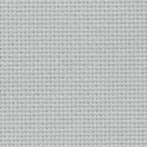 Confederate Gray 18ct Aida 18x21 cross stitch fabric Zweigart - $7.65