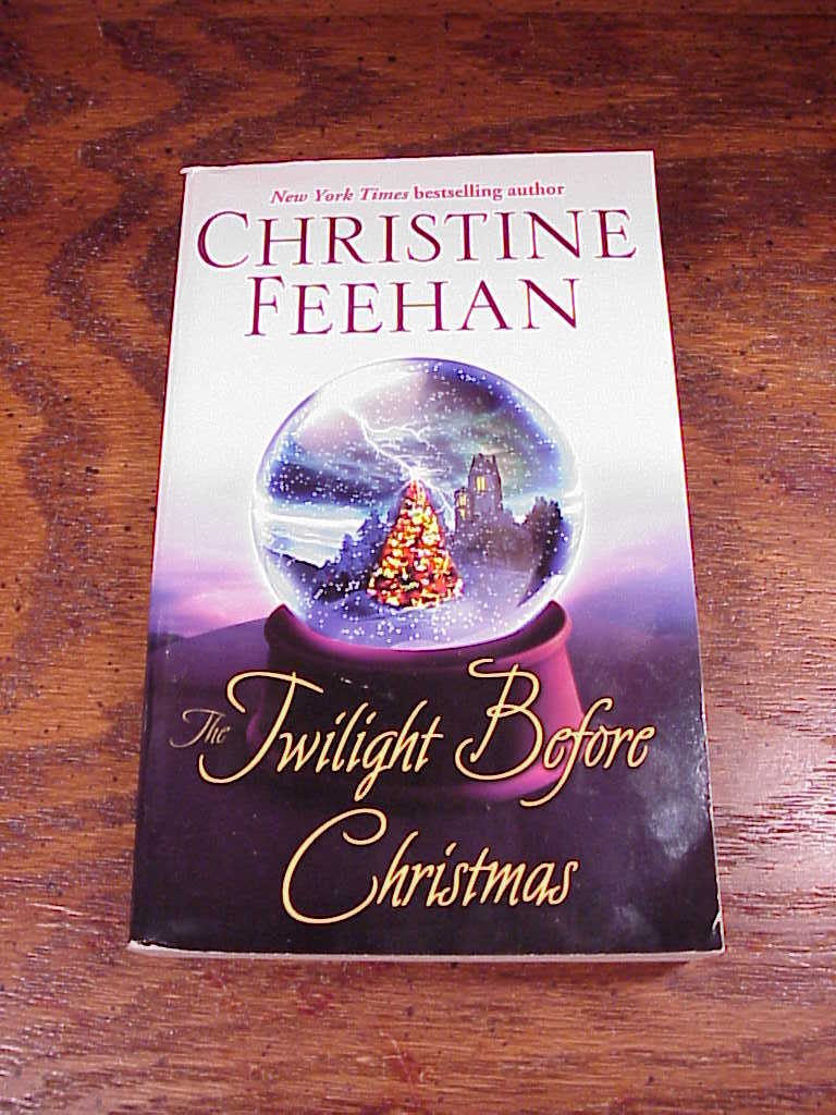 Christine Feehan – Lot of 10 – GHOSTWALKER series