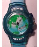 TAKARA Watch DOLPHIN Ultra Bright Neon Ghost - $15.99