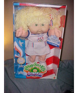 1996 SUSANNA ANNE OLYMPIC CABBAGE PATCH DOLL - BRAND NEW - $57.99