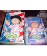 1996 & 2,000  OLYMPICS CABBAGE PATCH KIDS IN BOX NEW JENNA KATE & WILLIA... - $99.99
