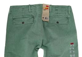 NEW NWT LEVI'S STRAUSS MEN'S ORIGINAL RELAXED FIT CHINO PANTS GREEN 556880005 image 5