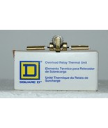 Square D B11 5 New Overload Relay Thermal Unit UL Listed CSA Certified - $23.94