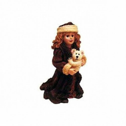 "Boyds Dollstone-Yesterdays Child ""Lara,,Moscow Midnight""Ornament #25859*NIB"