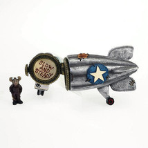"Boyds Treasure Box ""Randy's Flying Zeppelin w/Skylar McNibble"" #4022176-... - $22.99"