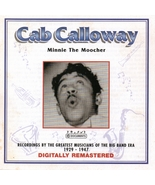 Cab Calloway (Minnie The Moocher) - $2.25