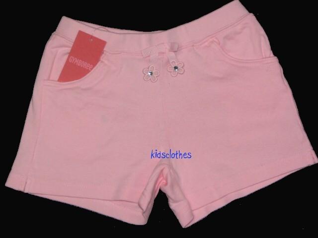 NWT Gymboree 2 Pc Happy Rainbow Pink Summer Set Sz 5