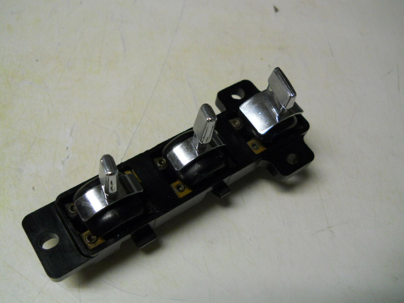 Rebuilt Factory Headlight Switch 67 68 Dodge Plymouth Chrysler 300 Newport
