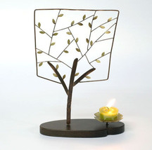 Brass metal votive acent cadles holder vintage tealight weeding partylit... - $49.50