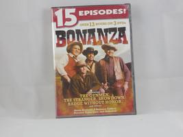 Bonanza (DVD, 2007, 3-Disc Set) - $9.99