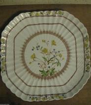 Copeland SPODE buttercup England 9 inch plate serving platter tray craze... - $72.58