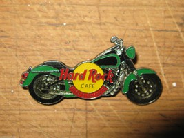 Hard Rock Cafe Puerto Vallarta Motorcycle pin 7594 #20 in Pin Collector - $14.90