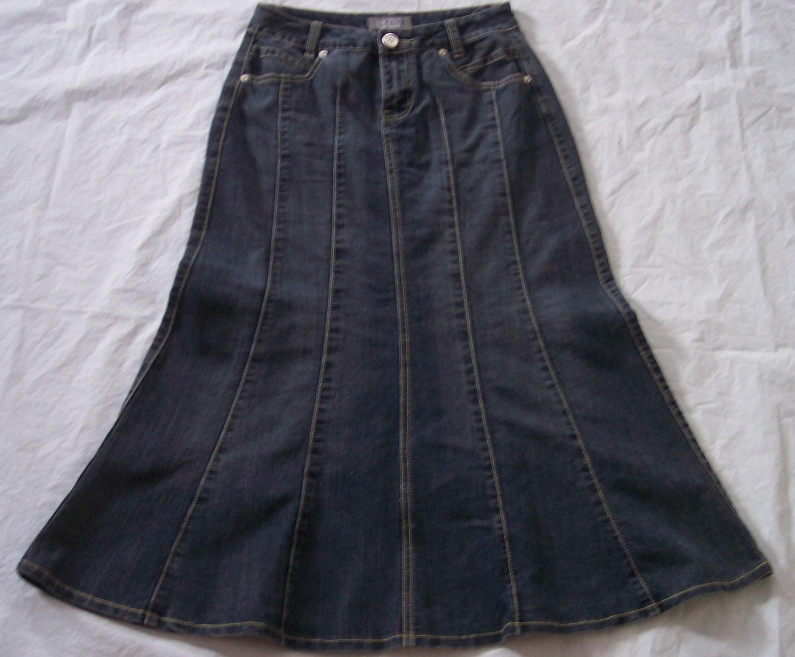 Size 4 Denim Skirt