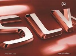 2009 Mercedes-Benz SLK brochure catalog US 300 350 SLK55 AMG - $10.00