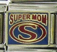 Supermom  Wholesale Italian Charm 9 Mm K21 - $7.16