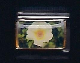 Flower #2  Italian Charm 9 Mm New - $7.16