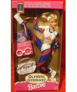 "MATTEL BARBIE ""OLYMPIC GYMNAST"" 1996 ATLANTA OLYMPICS - BRAND NEW - $21.99"