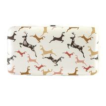 Frolicking Fields of Deer Hardcase Wallet - NWT - $14.03