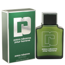 Paco Rabanne Pour Homme Cologne 6.8 Oz Eau De Toilette Spray image 6