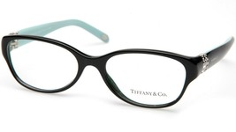 New Tiffany & Co. Tf 2082-B 8055 Black Eyeglasses Frame 53-17-135 B36 Italy - $94.04