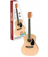 Spectrum 6 String Acoustic Guitar, Right, Natural (AIL 36S) - $49.26