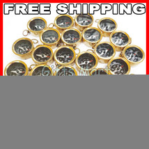 COMPASS for KEY CHAIN Nautical Pirate corporate Gift - Wholesale Lot of ... - $171.49