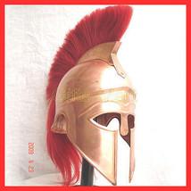 Griechenland KORINTHER HELM Ritter Sparta Rüstung Ritterhelm Helm der Ko... - $97.02