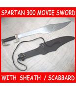 Spartan 300 Movie Sword Greek Sword AH4213 King Leonidas Armor Sword w/ ... - $137.19