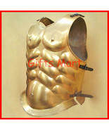 Roman Muscle BreastPlate Cuirass Medieval Armor Spartan ChestPlate theat... - $156.79