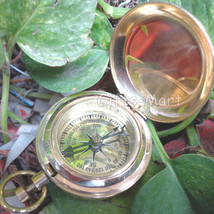 BRASS COMPASS DALVEY Styled Wholesale Lots of 30 Unit, NAUTICAL Pirate C... - $170.52