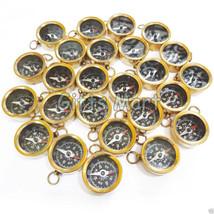 Messing Kompass für Schlüsselanhänger, Brass Compass, ganze Lot von 150 ... - $171.49