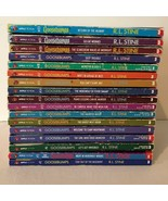 Lot of 17 Goosebumps Series Books Mystery Adventure RL Stine 2 5 6 8-15 ... - $49.99