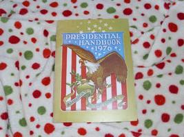 Ephemeral Banking Collectible Presidential Handbook 1976 Peoples Bank of... - $9.79