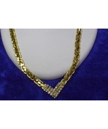 New Enchanting Sparkling Necklace Romantic perfect for Any Holiday or Oc... - $20.57