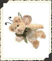 "Boyds Bear ""Dinkle B. Bumbles""   5.5"" Plush Ornament  #56221-12  NWT-  Retired - $10.99"