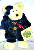 """Boyds Bear """"NIAGARA"""" #94282PO - 8"""" Canadian LE Plush Bear- 1999- NWT-Retired - $49.95"""