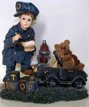 "BoydsDollstone-YesterdaysChild ""Benjamin w/Matthew..the Speed Trap""  #35... - $19.99"
