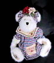 "Boyds Bears ""Glory Steadsbeary"" Longaberger LE Plush Bear #94646LB- NWT-2002 - $36.99"