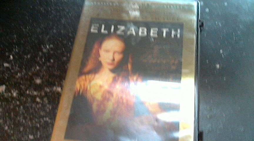 Elizabeth DVD (2007 Widescreen)