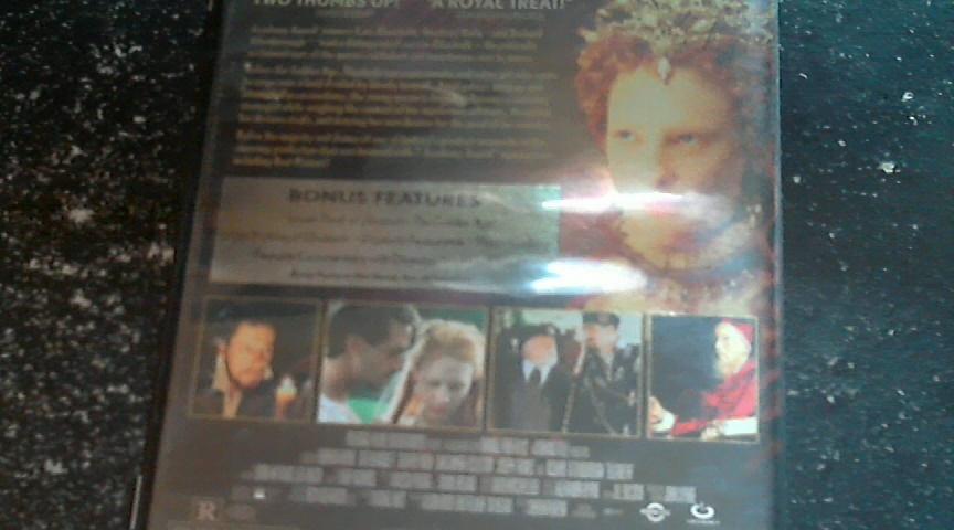 Elizabeth DVD (2007 Widescreen) image 2