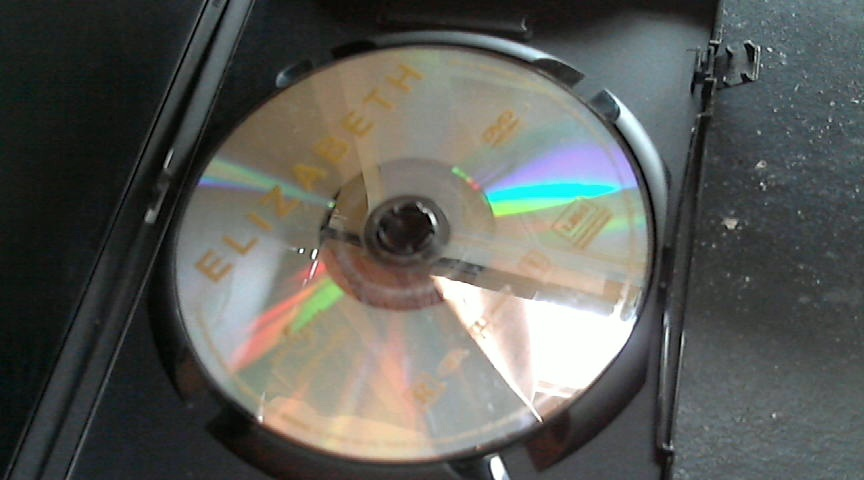 Elizabeth DVD (2007 Widescreen) image 3