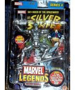 Marvel Legends Series V Silver Surfer Action Figure  - $26.95
