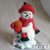 NORTH CAROLINA STATE WOLFPACK BASKETBALL FIGURE RIDGEWOOD COLLECTIBLES H... - $34.85