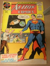 ACTION COMICS #408   GD  SUPERFAST SHIPPING - $10.44