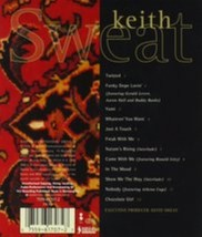 Keith Sweat By Keith Sweat Cd image 2