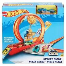Hot Wheels Mattel kid-favorite Speedy Pizza Set - $34.95