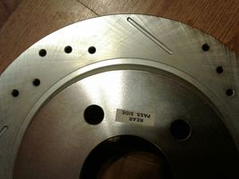 Power Stop ar8146xl xr Evolution Drilled & Slotted Performance Rear Rotors, Pair image 4