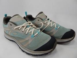 Keen Terradora Size US 7.5 M (B) EU 38 Women's WP Hiking Shoes Beige 1016771